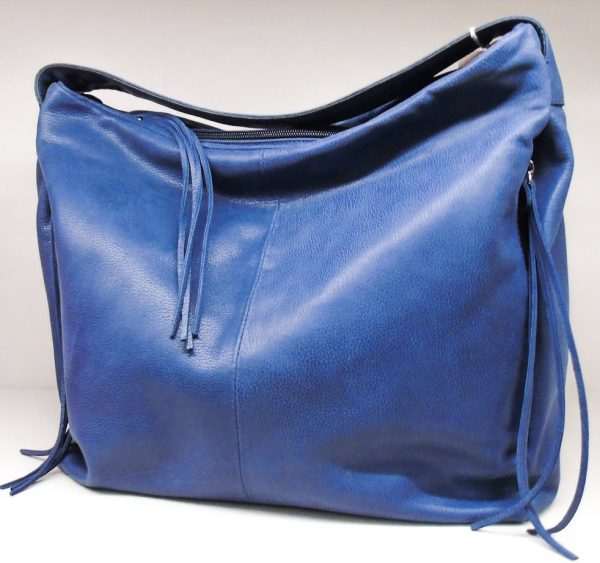Calf Leather Handbag Street Style MF4