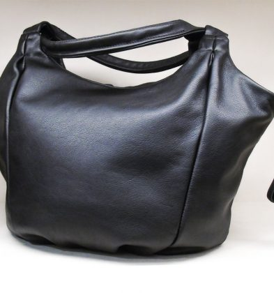 Calf Leather Handbag Street Style MF5