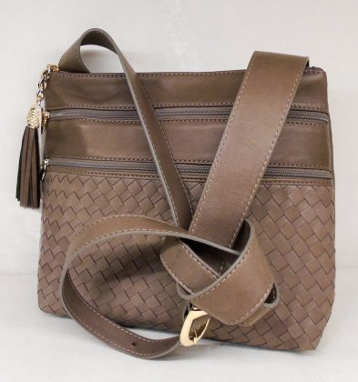 Handbag Intrecciato Design MF21