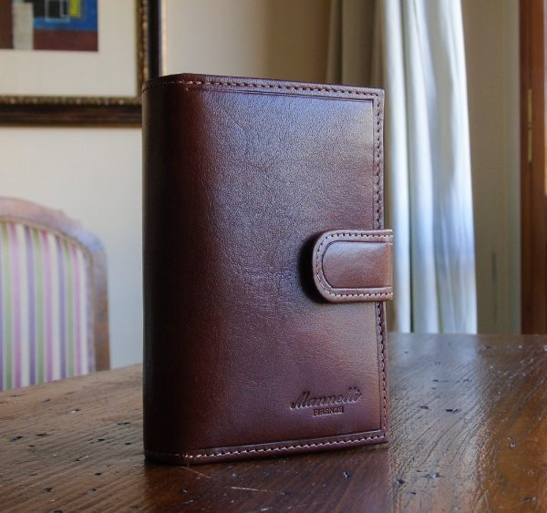 Calf Leather Wallet for Her MFW12