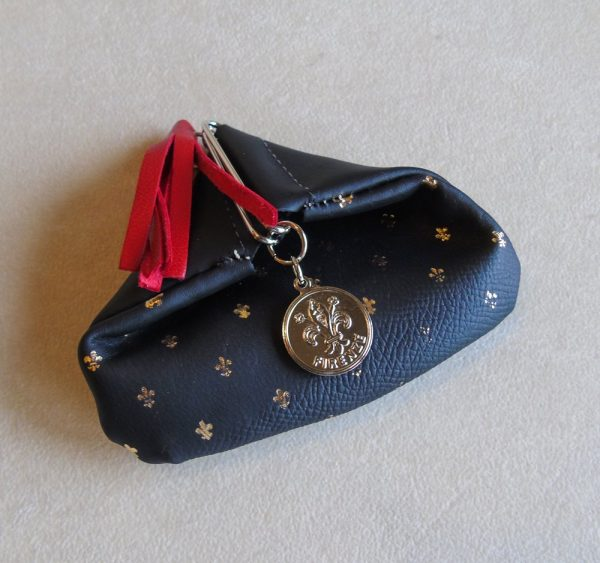 Calf Leather Coin Purse for her MFW4