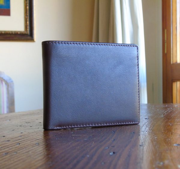 Calf Leather Wallet for Him MFW6